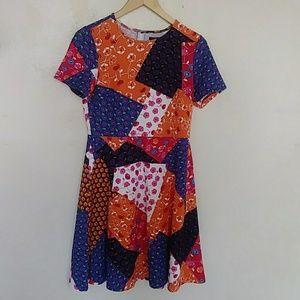 SAMI +DANI floral dress